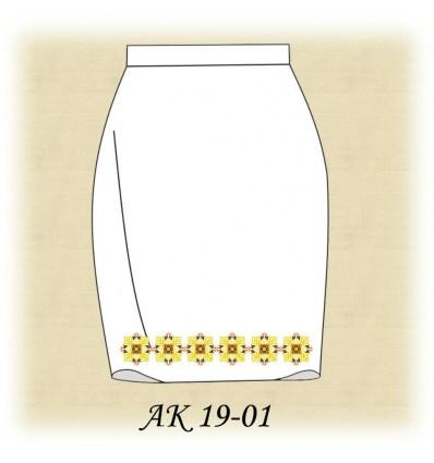 Заготовка юбки АК19-01