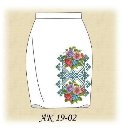 Заготовка спідниці АК19-02