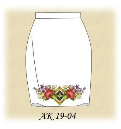 Заготовка юбки АК19-04