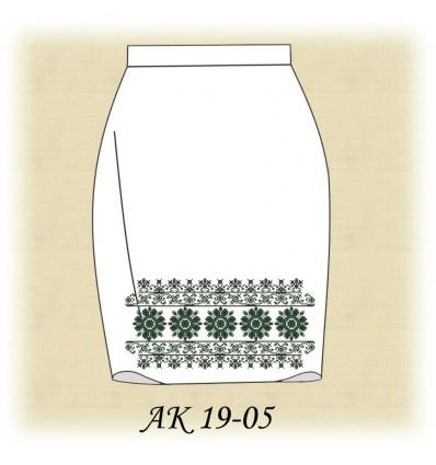 Заготовка юбки АК19-05