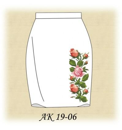 Заготовка юбки АК19-06