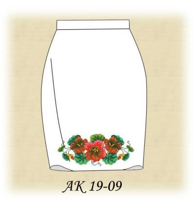 Заготовка юбки АК19-09
