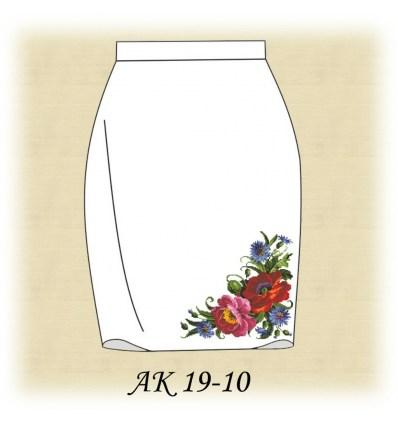 Заготовка спідниці АК19-10