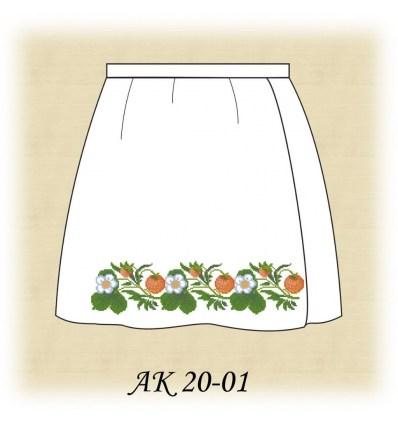 Заготовка детской юбки АК 20-01