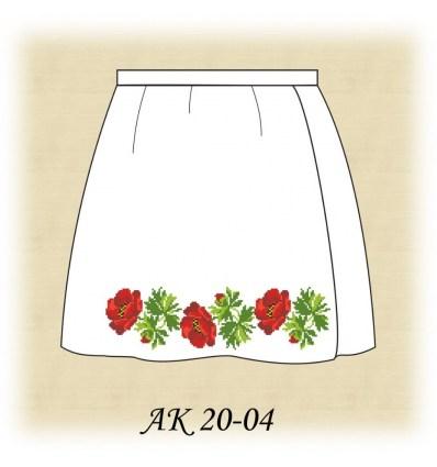 Заготовка детской юбки АК 20-04