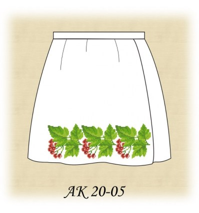Заготовка детской юбки АК 20-05