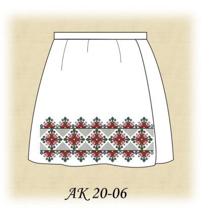 Заготовка детской юбки АК 20-06