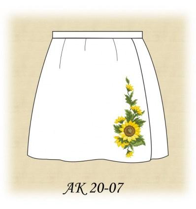 Заготовка детской юбки АК 20-07