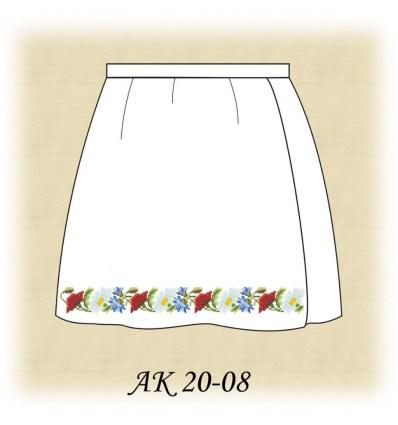 Заготовка дитячої спідниці АК 20-08