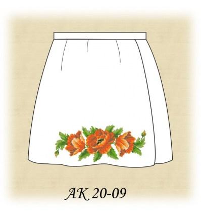 Заготовка детской юбки АК 20-09