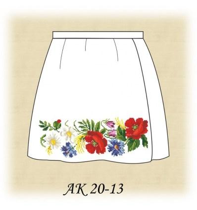 Заготовка детской юбки АК 20-13