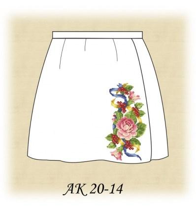 Заготовка детской юбки АК 20-14