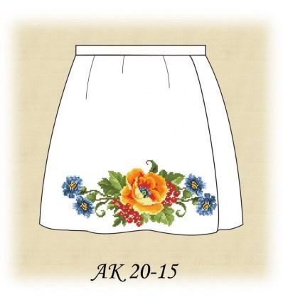 Заготовка детской юбки АК 20-15