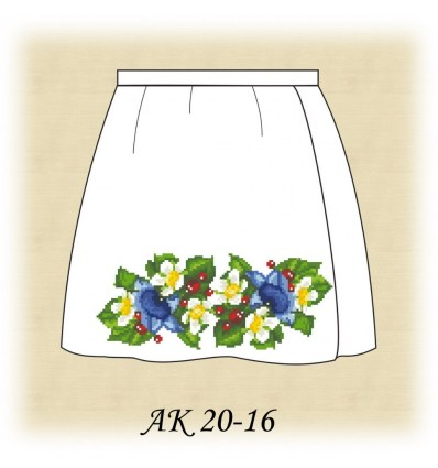 Заготовка детской юбки АК 20-16