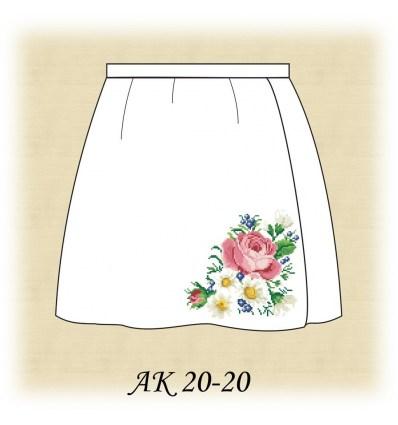 Заготовка детской юбки АК 20-20