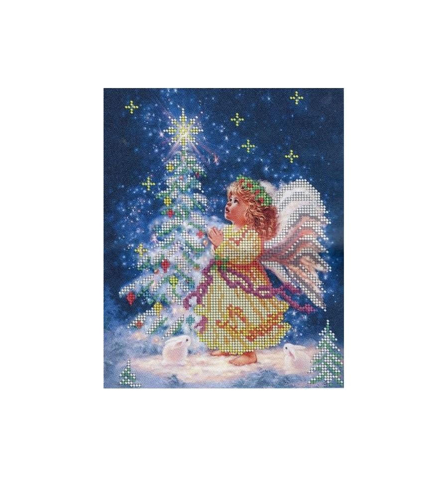 Вишивка бісером Різдвяний Ангел ЧВ-3077 купити недорого в інтернет ... 4f9807f9f850d