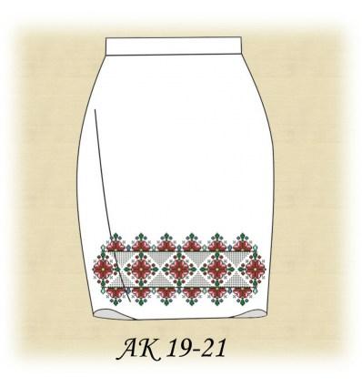 Заготовка юбки АК19-20