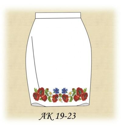 Заготовка юбки АК19-22