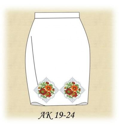 Заготовка спідниці АК 19-23