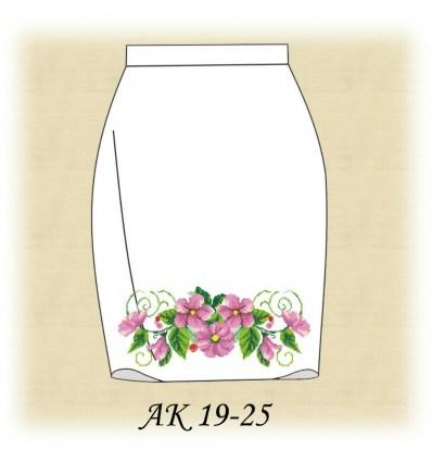 Заготовка юбки АК19-24