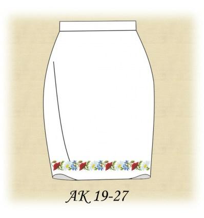 Заготовка спідниці АК 19-26