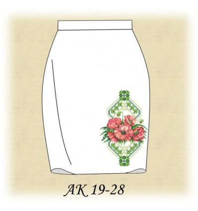 Заготовка юбки АК19-27