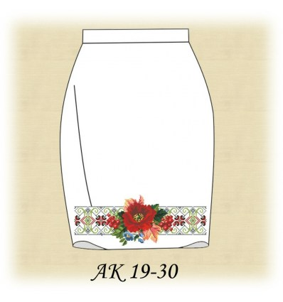Заготовка юбки АК19-29