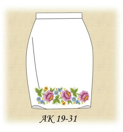 Заготовка юбки АК19-30