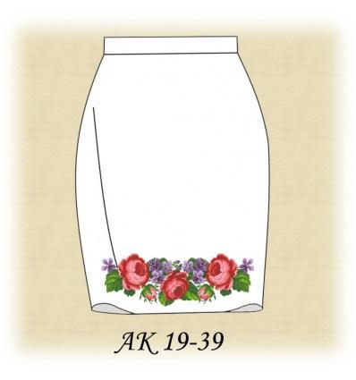 Заготовка юбки АК19-38
