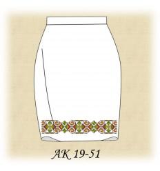 Заготовка юбки АК19-50