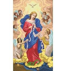 Богородица розвязывает узлы БРВ