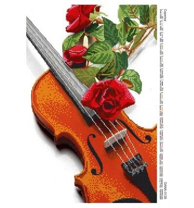 Скрипка DANA-3138