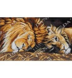Тигр альбинос DANA-2312