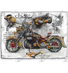 Мотоцикл DANA-3435