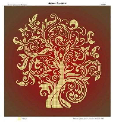 Дерево достатку чв-6001