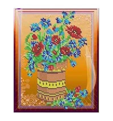 Полевые цветы БА4-51