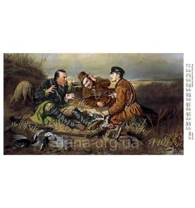 Охотники на привале DANA-58(н)