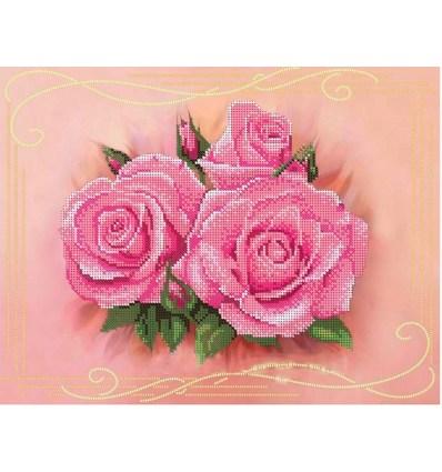Нежные розы DANA-381(н)