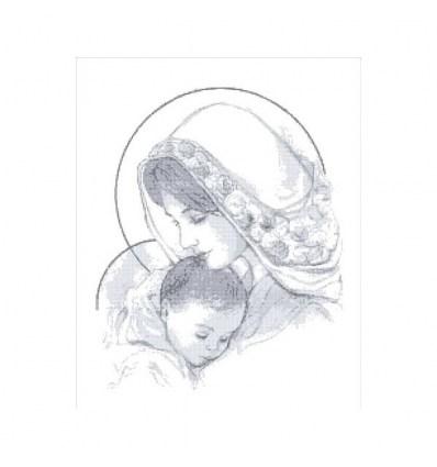 Мадонна с младенцем ТО-011(н)