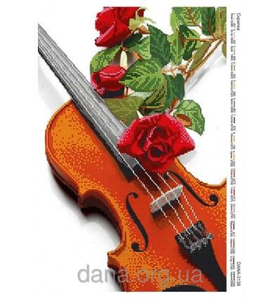Скрипка DANA-3138(н)