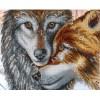 Радужная волк DANA-3440