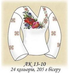 Заготовка блузки АК 13-10