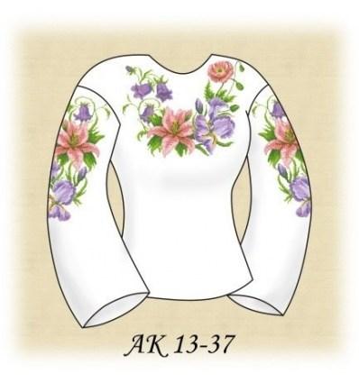 Заготовка блузки АК 13-37