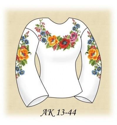 Заготовка блузки АК 13-44