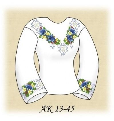 Заготовка блузки АК 13-45