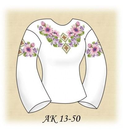 Заготовка блузки АК 13-50