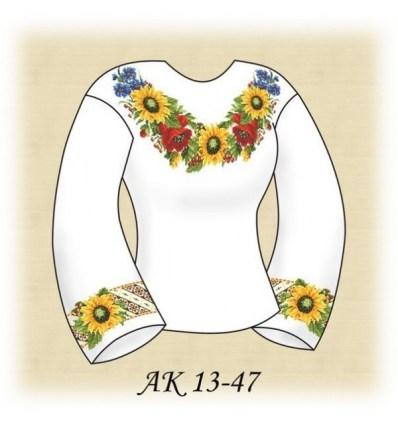 Блузка АК 13-47