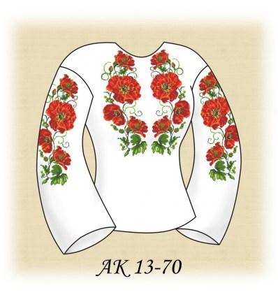 Заготовка блузки АК 13-70