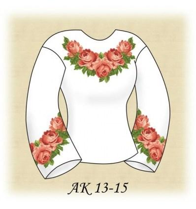 Блузка АК 13-15(н)