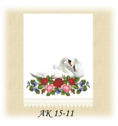 Заготовка рушника АК 15-11